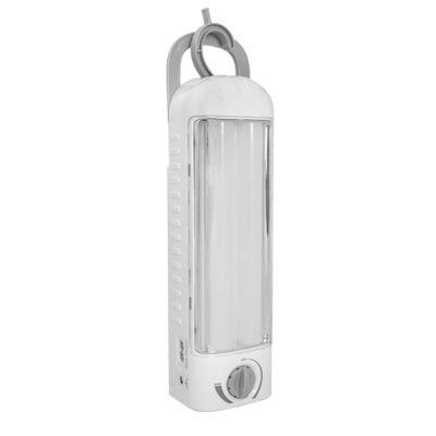 Valgusti TIROSS TS-1831 valge, kokkupandav, kaasaskantav, laetav vooluvõrgust, 80 SMD LED 8W