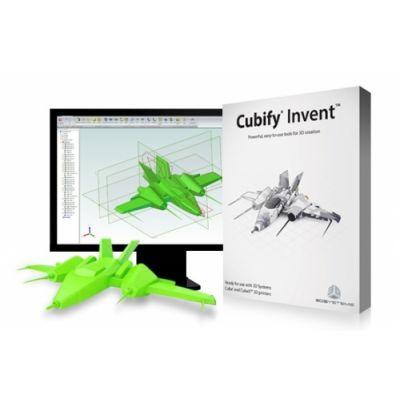 3D-joonestusprogramm Cubify Invent