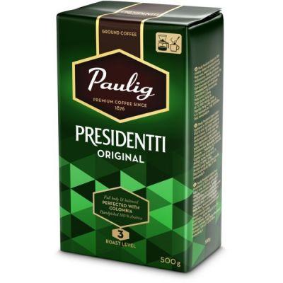 Kohv Paulig President 500g filterkohv