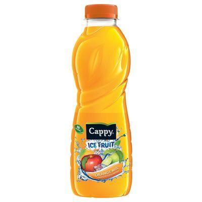 Mahlajook Cappy Ice Fruit apelsini mix  0,5 l (plast)