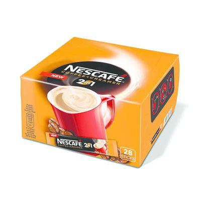 Lahustuv kohv Nescafe Classic 2in1  28*10g (kohv, piim)