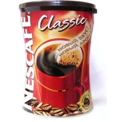 Lahustuv kohv Nescafe Classic Strong 250g (plekkpurk)