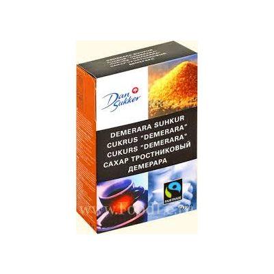 Toorsuhkur demerara (pruun) Dan Sukker 500g