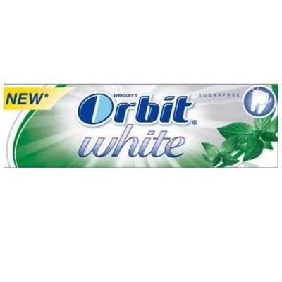 Närimiskumm Orbit Spearmint 14g (suhkruvabad padjakesed)