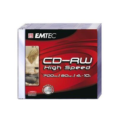 CD-RW ACME 700MB 12x High Speed Slim 1tk