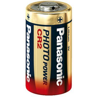 Patarei Panasonic Lithium CR2 Photo Power Lithium, 3V 850mAh
