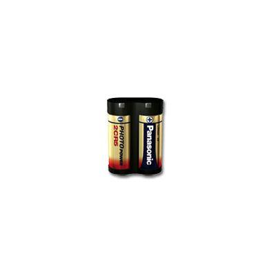 Patarei Panasonic 2CR5 Liitium 6V 1400mAh (2CR-5MEP, DL245, KL2CR5, 2CR5R) Photo Power Lithium, EL2CR5/RK2CR5 /5032LC