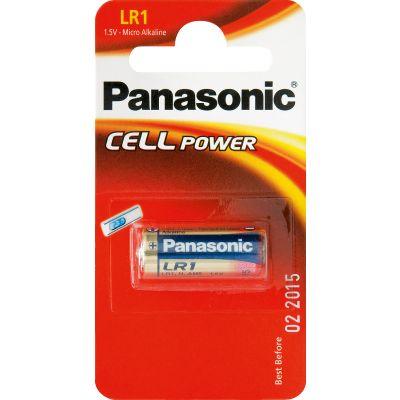 Patarei Panasonic LR1/1B 1,5V ALkaline Cell Power