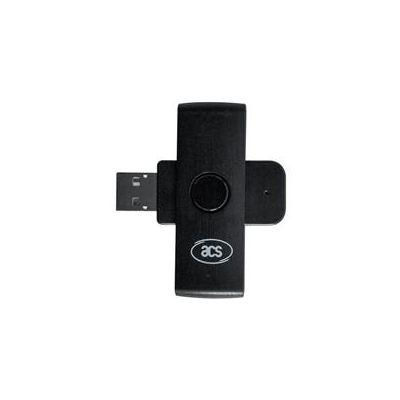 Kiipkaardilugeja ACS ACR38U USB ID-kaardi lugeja, tootja garantii 1 aasta, Win/Mac/Linux/Android al 3.1