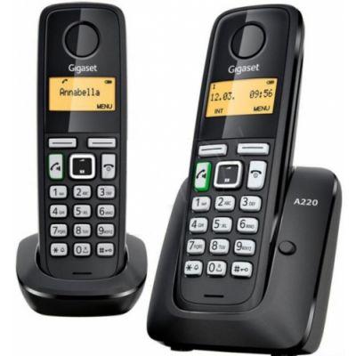 Telefon Gigaset A220 Duo (lisatoruga komplekt)