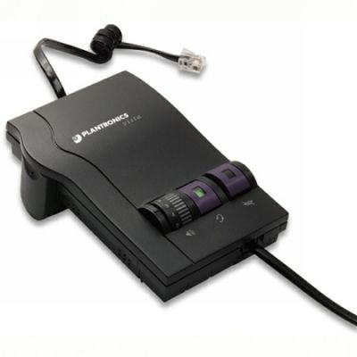 Adapter Plantronics M12, Vista adapter