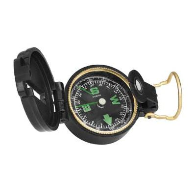 Kompass Hama 45mm, skaala pimedas helendav, tugev plastkorpus