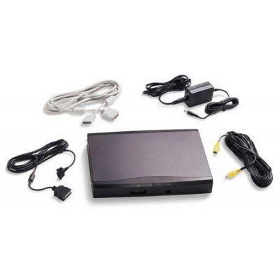 TI-Presenter - TI graafikakalkulaatori pildi edastaja multimeediaprojektorile (komplekt TI-82/TI-92 ühenduskaablid, presenter ja kandekott)
