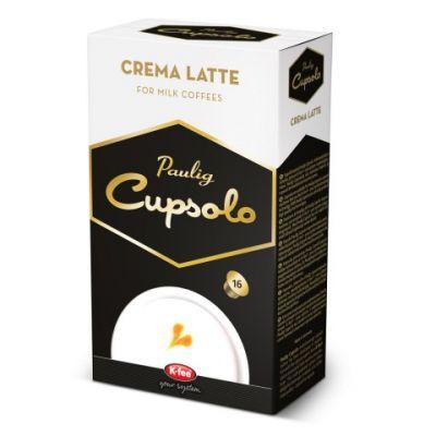 Piimapulbrikapsel Crema Latte 16tk/pk,  Paulig