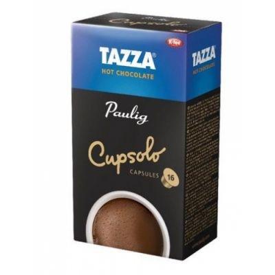 Kakaokapsel Tazza 16 tk/pk, Paulig