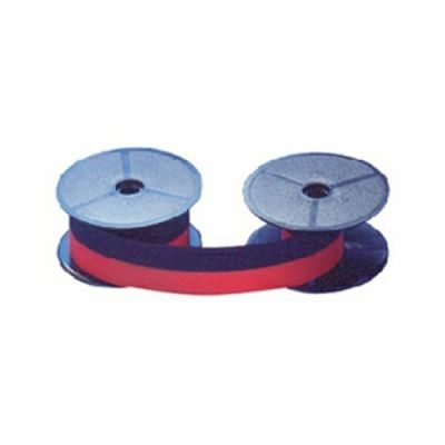 Lint NO Gr.51 must/punane Twin Spool, spole 54 - 1tk - Ibico 1231X,Brother 8110PD/DP501,Canon CP1220/MP1210
