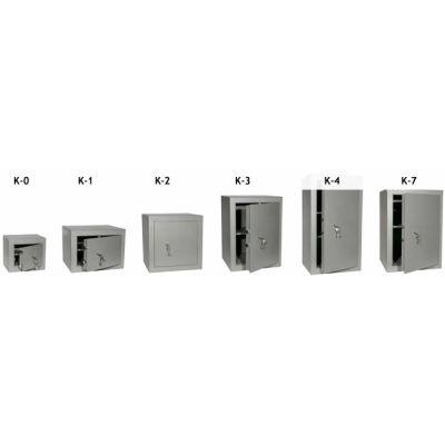 Seif/ turvakapp MYLLER PT-2 / võtmelukk