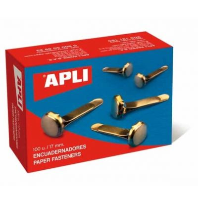 Needid  Apli 17mm. 100tk/pk.