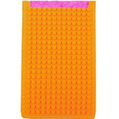 Telefonitasku suur Pixelbag 08, fuksiaroosa / oranž