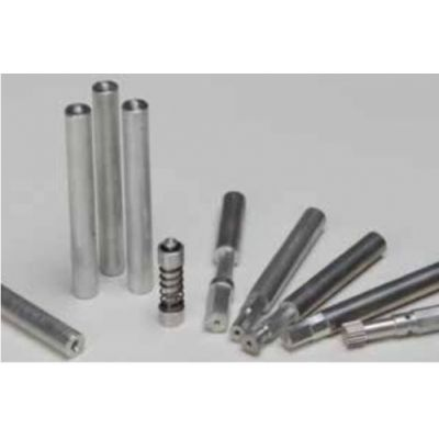 Alumiiniumtoorikud, ümmargused diam.12x100mm, 15 tk
