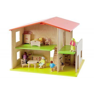 Nukumaja + mööbel (köök, magamistuba, elutuba, vannituba) 3+