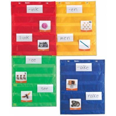 Taskutega tahvel, magnetiga, 4 tk komplekt