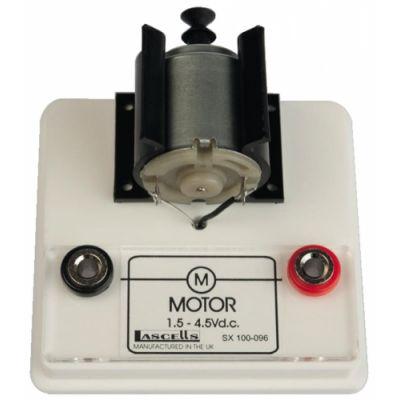 Mikromootor alusel, 2 - 6V