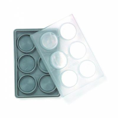 Vesivärvi tablettide aluse kaas, 10 tk