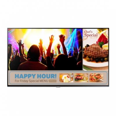 Televiisor Samsung SMART Signage TV 48` Wide LFD