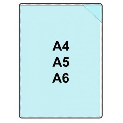 Magnettasku A4 nurga ja klapiga ,Prolexplast