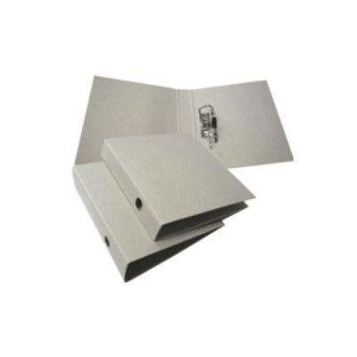 Arhiiviregistraator A4 8 cm, tugev kartong 1,5mm,hall, SMLT