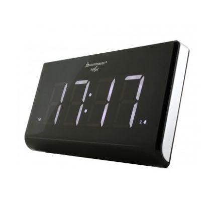 """Kellraadio Soundmaster UR8400 1,8""""LED, PLL raadio"""