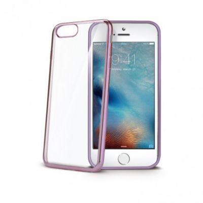 Telefoni Tag.ümbr. Celly Laser iPhone7Plus roosakuld