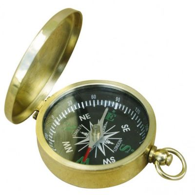 Kompass kaanega, läbimõõt 4,5 cm, Merenodi