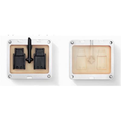 High Temp Resin V1 materjal Formlabs 3D-printerile, 1l kassett, kõrge temperatuuritaluvusega