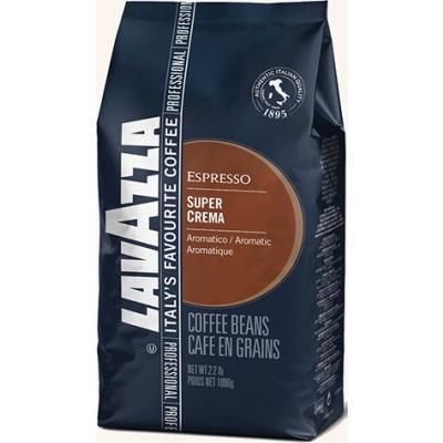 Kohvioad Lavazza Super Crema Espresso 1kg