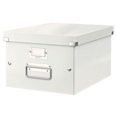 Storage Box Click & Store Leitz WOW Medium