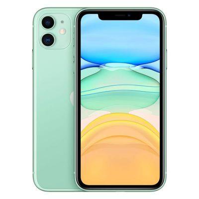 Apple iPhone 11 128GB, Roheline