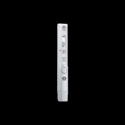 Digidiktofon Olympus VP-20 white/valge 8GB LCD, MP3/WAV/WMA Ni-MH aku, 2YW, USB-laadimine