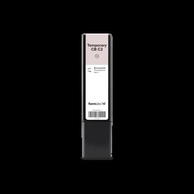 Dental Temporary CB Resin 3D-printerile Formlabs, 1l kassett