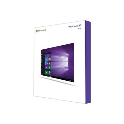 MS Windows Pro 10 64Bit English OEM DVD