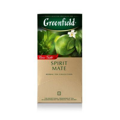 Taimetee Greenfield Spirit Mate 1,5g*25 tk/pk