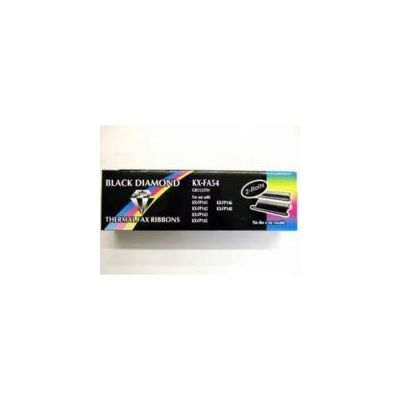 Faksirull KXFA 54E termokile Rullid cmy (karbis 2 rulli 2x35m) KX-FPG376/377/378/381, KX-FP141/142/143/145/146/148, KX-FC166/175/176/195/245