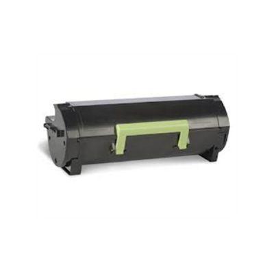 Tooner Lexmark 60F2X0E Black/must 20000lk MX310 MX410 MX510 MX511 MX610 MX611