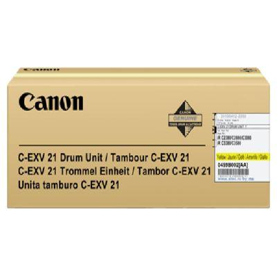 Trummel Canon C-EXV21 Yellow/kollane drum unit iRC2380i/iRC2880/iRC3080/iRC3080i/iRC3380/iRC3580 53000lk