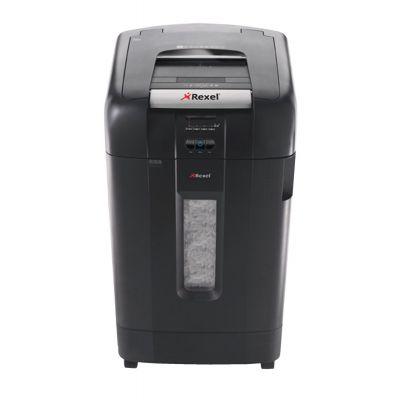 Paberipurustaja Rexel Auto+ 750X ,4x40mm P4,12 lehte/750lehte, Jam-free Technology, Self-Oil, CD-shred