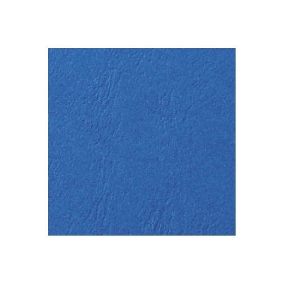 Köitekartong A4 Blue/sinine, reljeefne 250gr, (pakis 100 lehte) GBC LeatherGrain Binding Covers