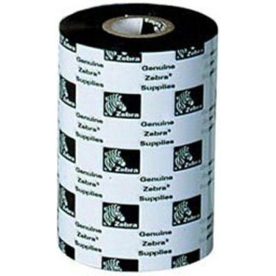 Termokile Zebra 3200 WAX/Resin 110mm x 74m ribbon high performance, printerile Zebra GK420t