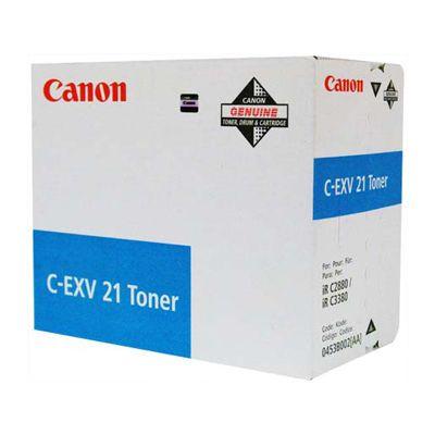 Trummel Canon C-EXV21 Cyan drum unit iRC2380i/iRC2880/iRC3080/iRC3080i/iRC3380/iRC3580 53000lk
