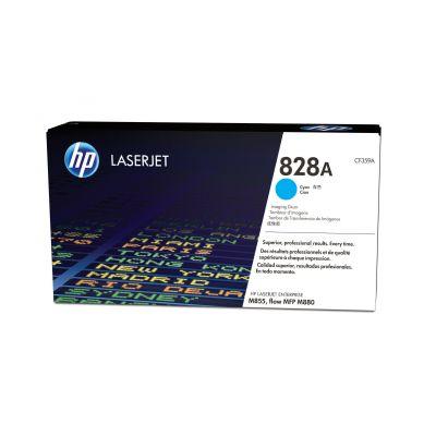 Trummel HP CF359A 828A Cyan 30000pg Color LaserJet Enterprise flow MFP M880z,flow MFP M880z+,flow MFP M880z+ NFC/Wireless direct,M855xh
